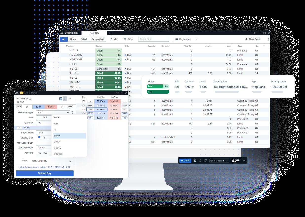 Trade Execution enhanced Liquidity optimized Execution2x